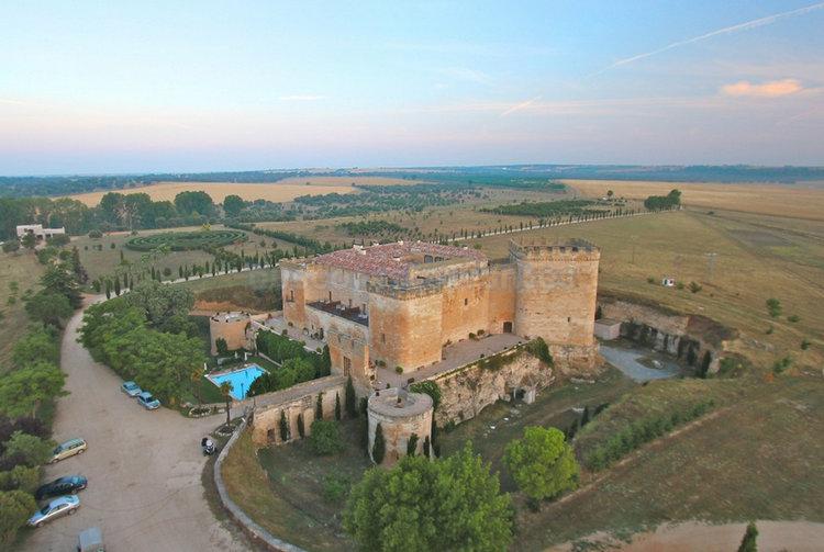 Castillo de Buen Amor.  Topas / Salamanca.