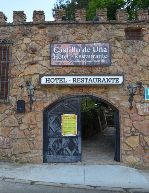 Restaurante Castillo de Uña