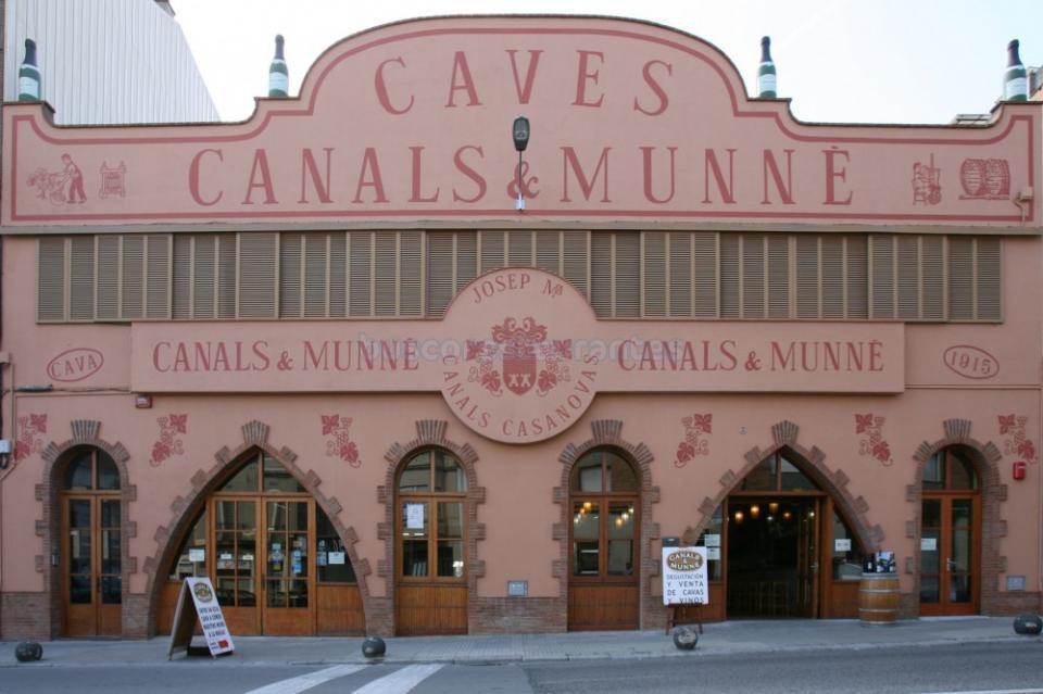 CAVAS/RESTAURANTE CANALS I MUNNE