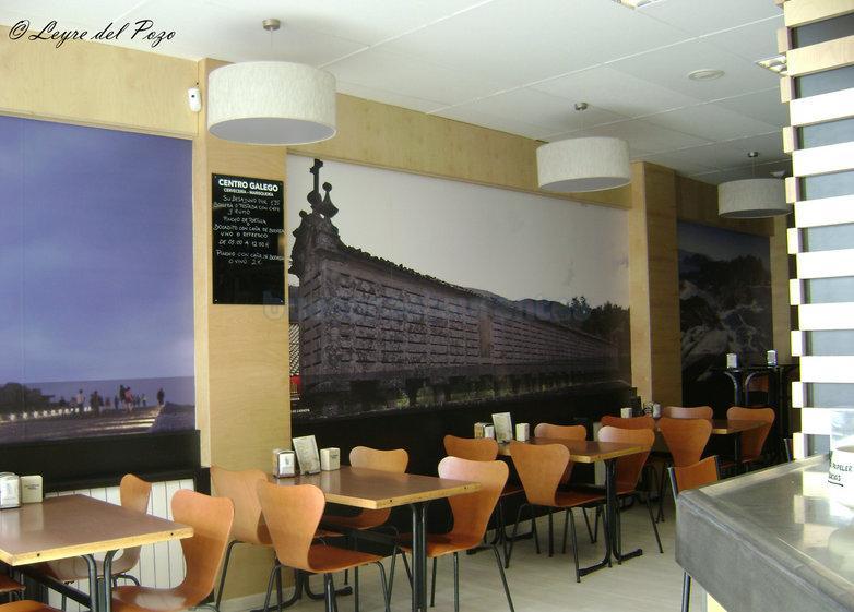 Centro Galego Marisquería