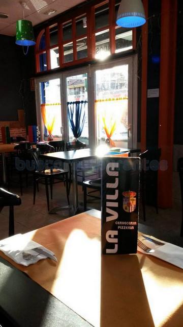 Cervecería Restaurante La Villa