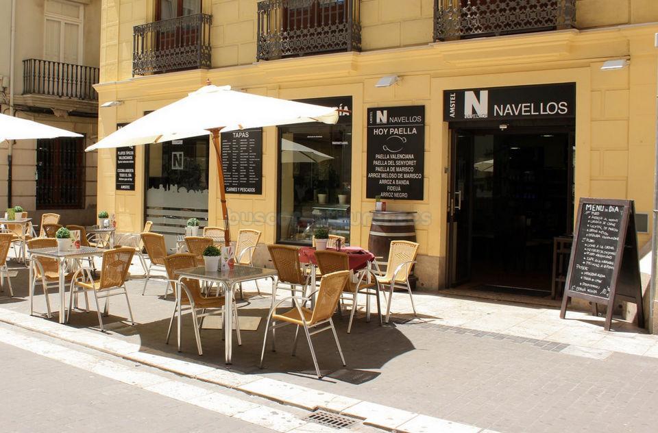 Cervecería Restaurante Navellos