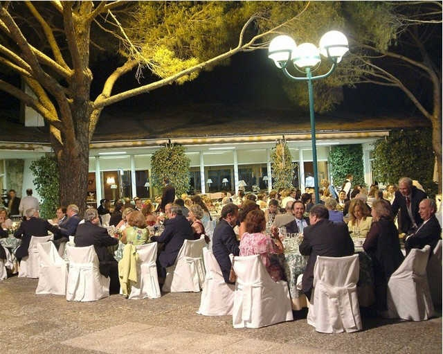 Restaurante Club De Campo Villa De Madrid Madrid