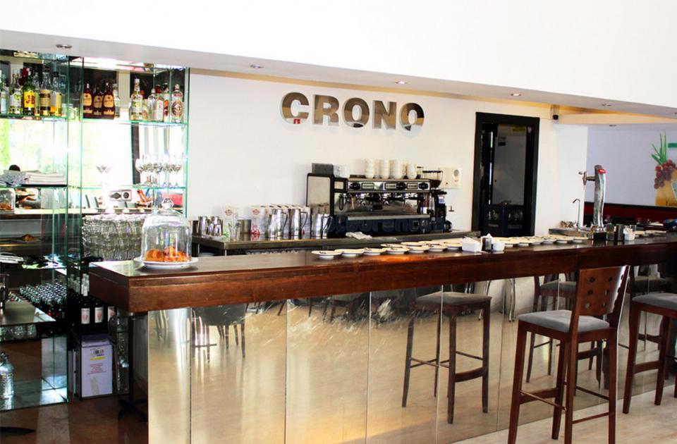 Crono - Manoteras