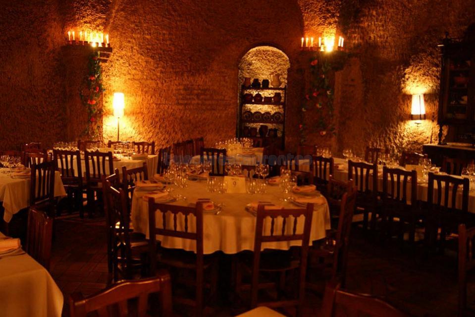 Restaurante Cueva San Simón