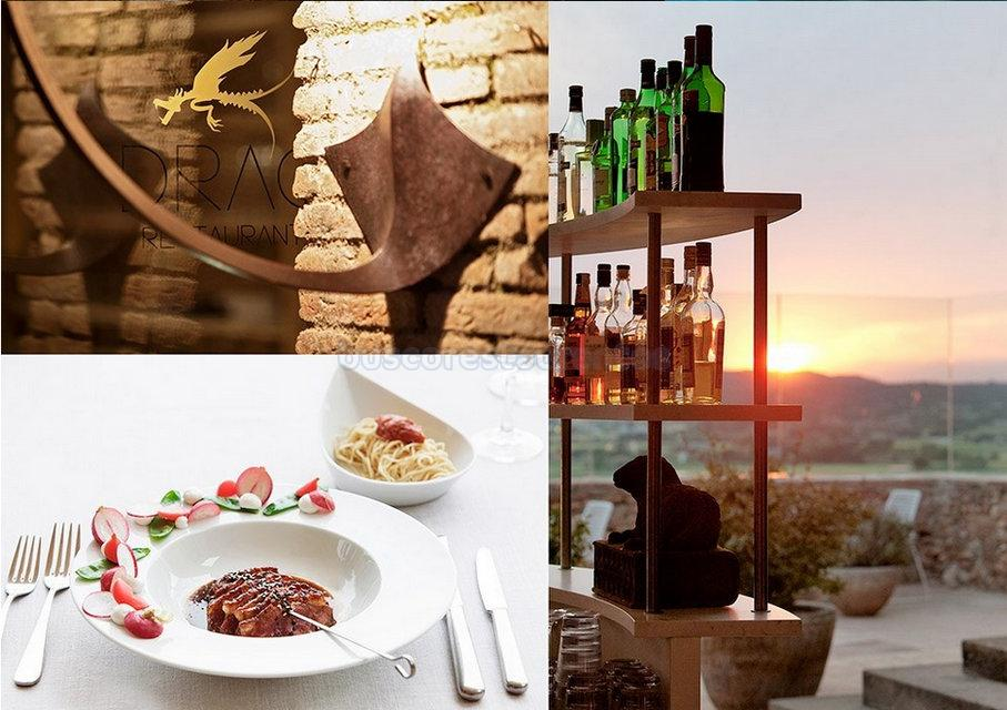 DRAC restaurant (Castell d'Empordà)
