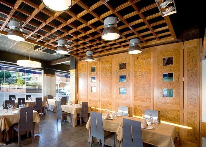Restaurante dom stic pineda de mar for Restaurant pineda de mar
