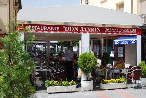 Don Jamón Restaurante - Bar