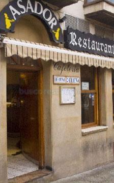 Fachada Restaurante/Asador