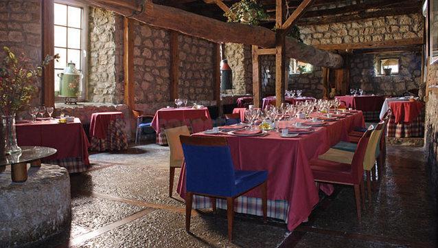 La Casa del Abad - Restaurante Arambol