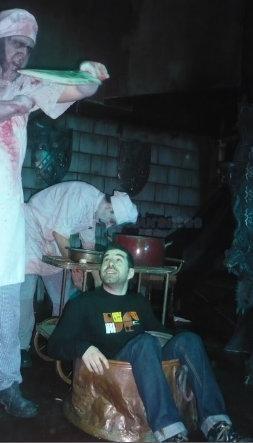 Los matarifes (sesión noche)