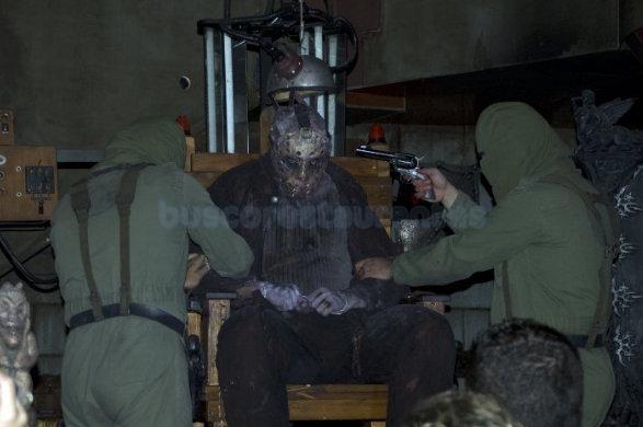 La ejecución de Jason (sesión noche)