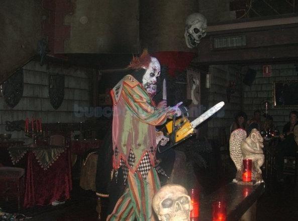 el payaso asesino (sesión noche)