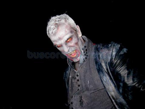 El vampiro de la oscuridad (sesión noche)