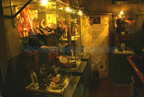 Museo del terror del Castillo de las Tinieblas