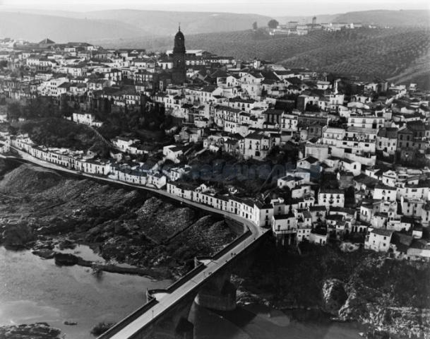 Fotografía histórica de Montoro