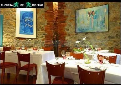 Restaurante El Corral del Indiano