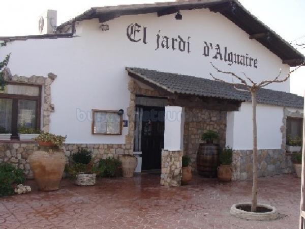 Restaurant El Jardí d'Alguaire