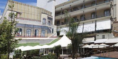 Restaurante el jard de l 39 ngel barcelona - Hotel el jardi barcelona ...