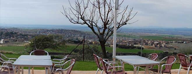 Restaurante el mirador de las colinas el casar - Urbanizacion las colinas el casar ...