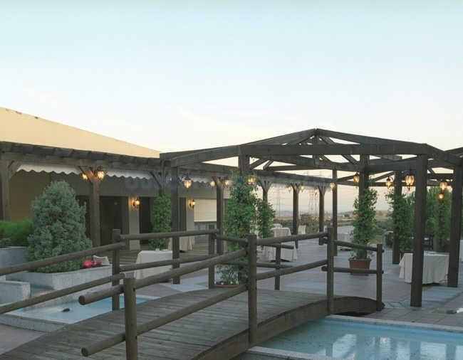 restaurante el mirador de jardines puente cultural san