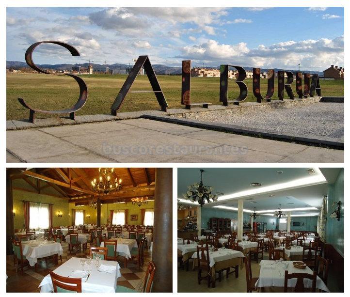 Restaurante el mirador salburua vitoria gasteiz for Administradores de fincas vitoria