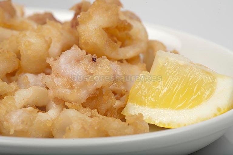 Calamars Andalusa