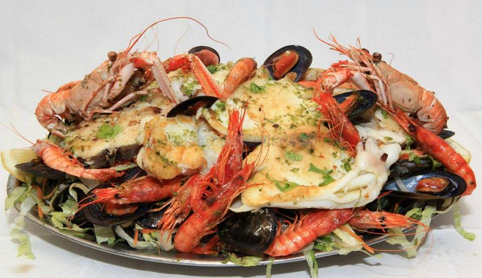 Restaurante El Rey De La Gamba 1 Barcelona