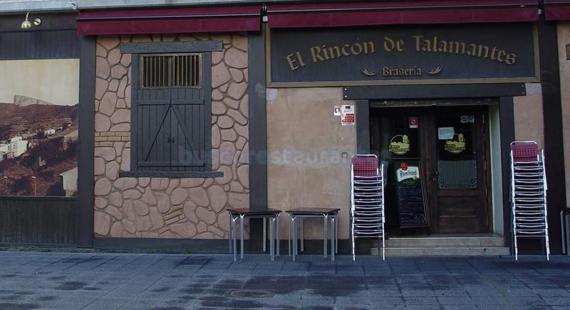 El Rincón de Talamantes
