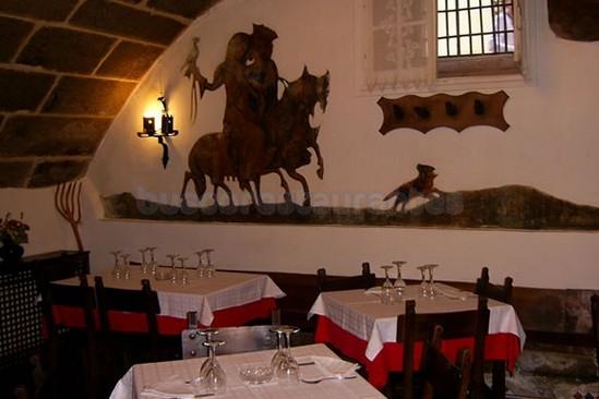 Restaurante El Torreón de Ávila.