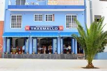 Vista al Restaurante desde la Plaza del Carmen