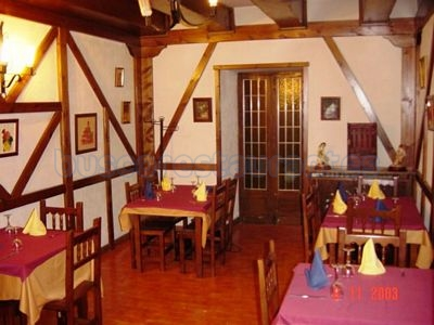 Restaurante El Viejo Portazgo