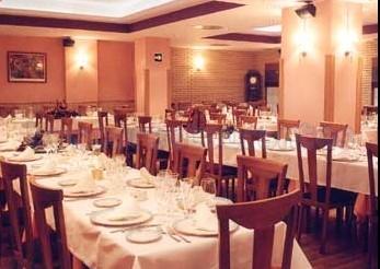 El Restaurante El Viejo Roble