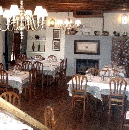 Restaurante el yantar de pedraza pedraza for Restaurante el jardin pedraza