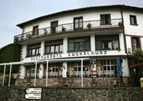 Euskalduna Restaurante. Bera / Vera de Bidasoa.