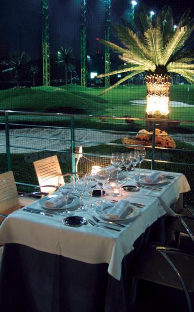 Fábula Restaurante - Green Canal