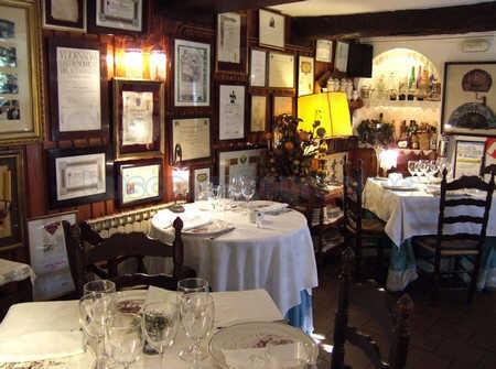 Restaurante Gaby.  Jaca / Valle del Echo.