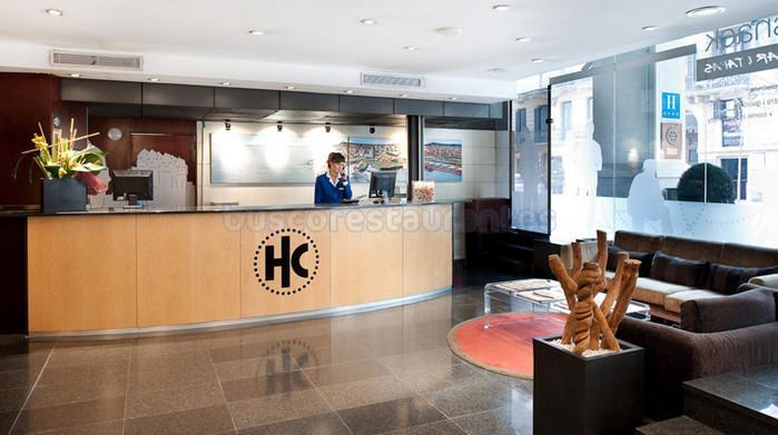 HC Diagonal Centro Gourmet Corner