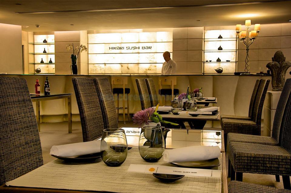Restaurante hikari sushi bar madrid - Restaurante sergi arola en madrid ...
