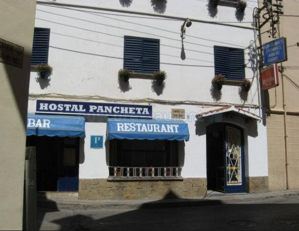 Hostal Restaurante Pancheta