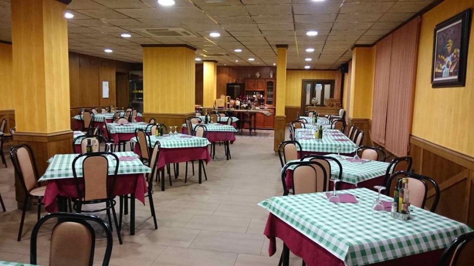 Hostal Restaurante San Cristóbal