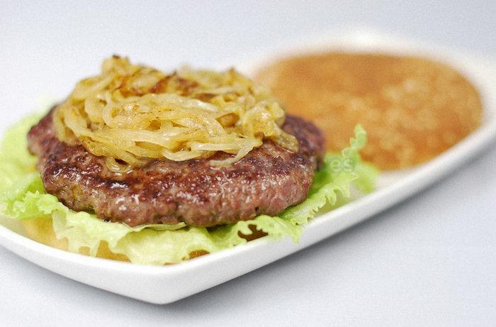 Las mejores hamburguesas en el Hot Dog's House