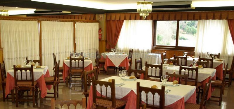 Hotel Arenillas Restaurante