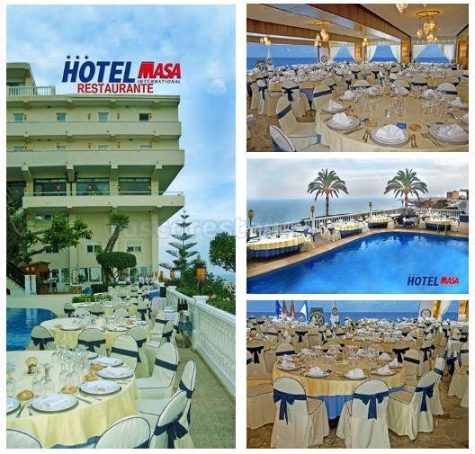 Hotel Masa - Celebraciones