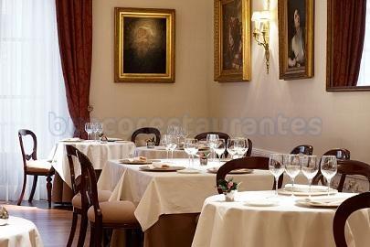 Restaurante hotel palacio guendulain pamplona iru a for Cocina vasca pamplona
