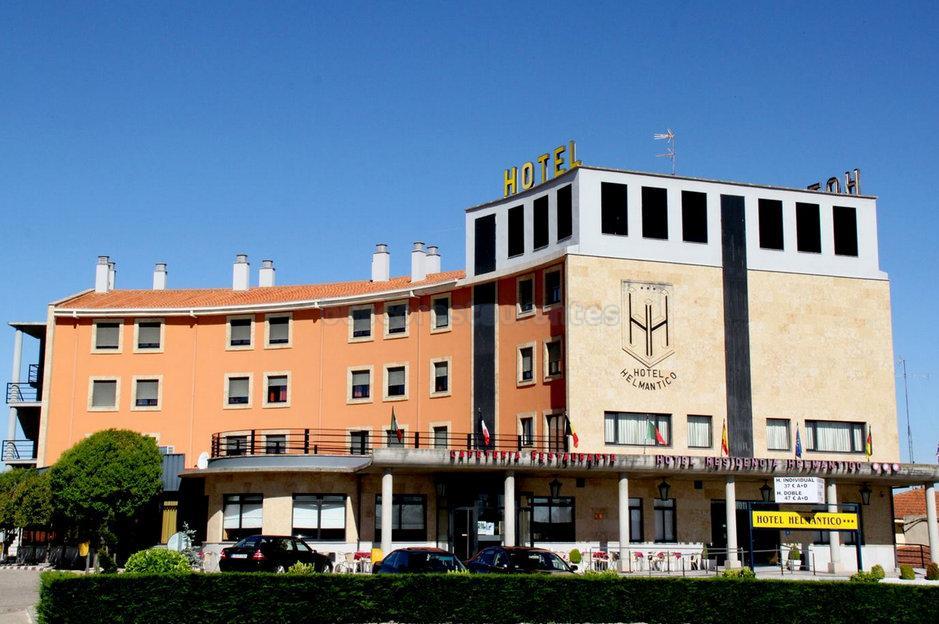 Hotel Restaurante Helmántico