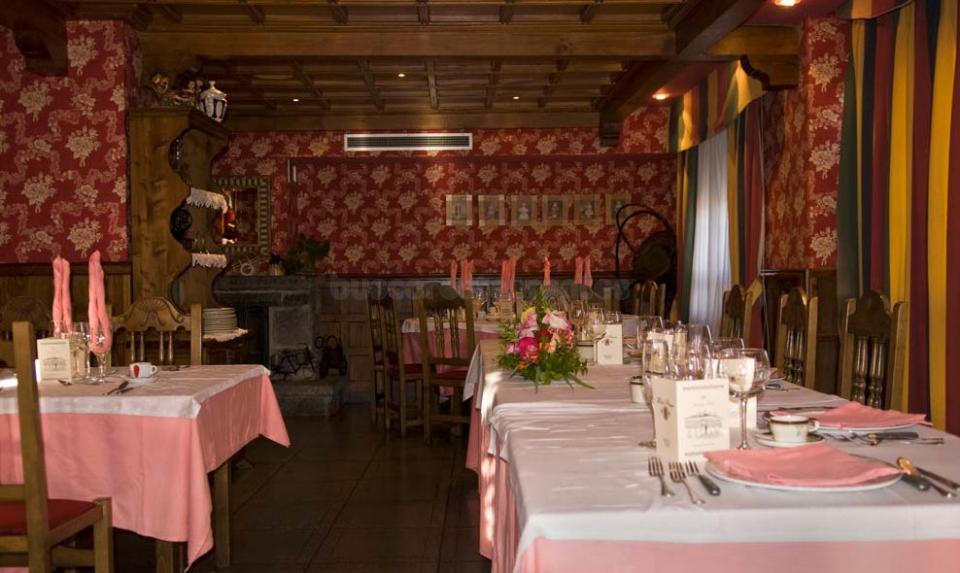Hotel Restaurante Presa
