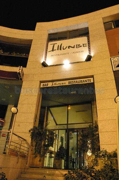 Restaurante Illunbe