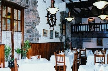 Restaurante Iribar.   Getaria / Guipuzcoa.
