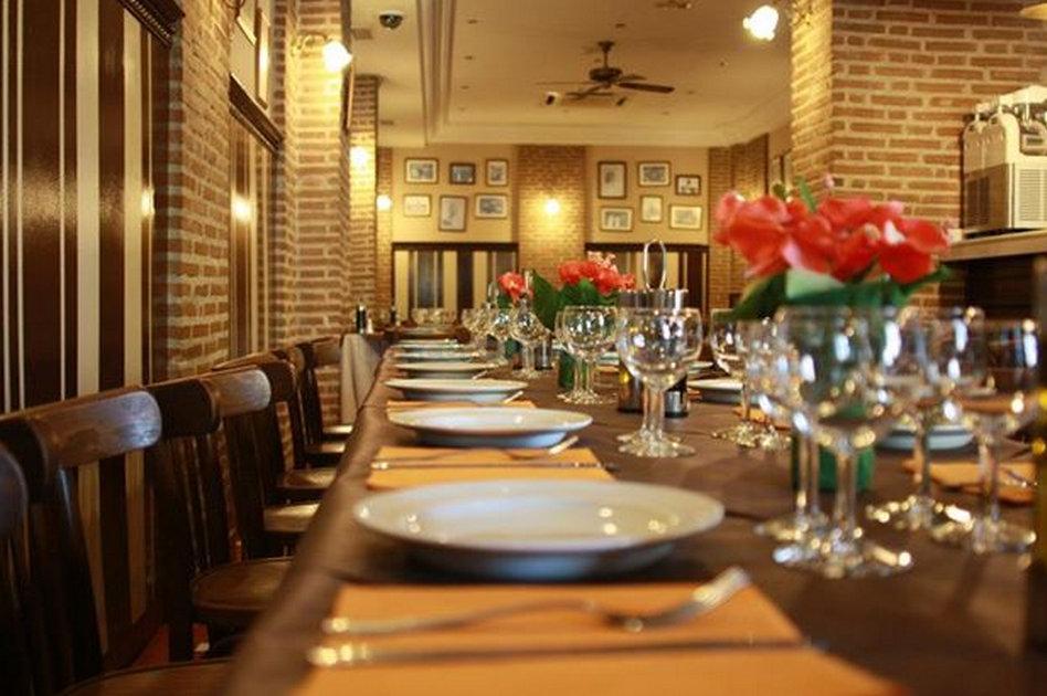 Restaurante Jardín del Príncipe